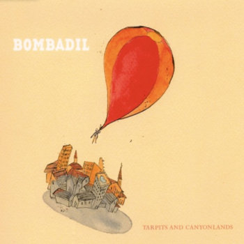 Tarpits and Canyonlands cover art
