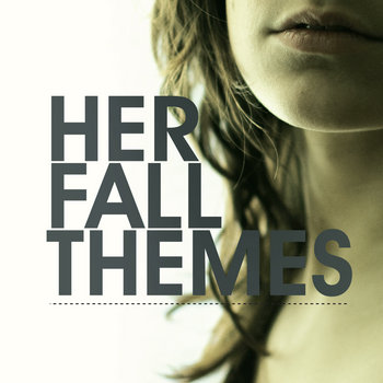 Her fall themes cover art