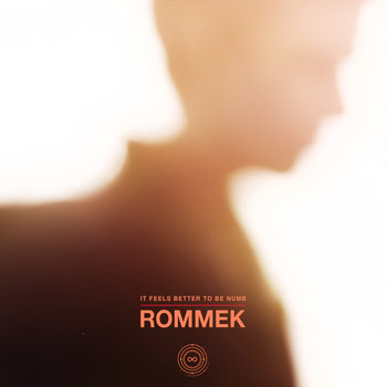 IM010 - Rommek - It Feels Better to Be Numb EP cover art