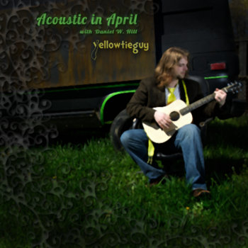 Acoustic in April cover art