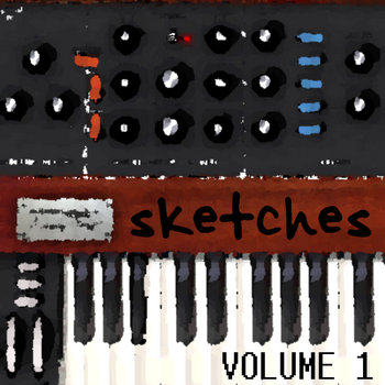 Sketchbook Vol. 1 cover art