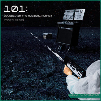 101: Odyssey in the musical planet cover art