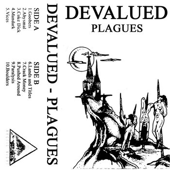 Plagues cover art