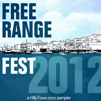 2012 Free Range Fest Sampler cover art