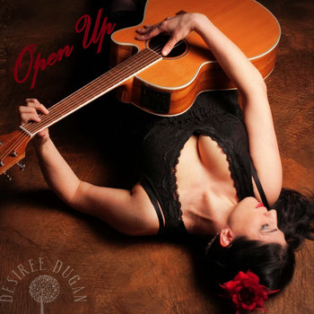 Open Up cover art