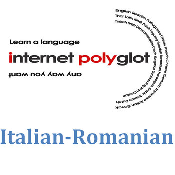 Italian-Romanian Lessons cover art