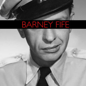 Barney Fife cover art