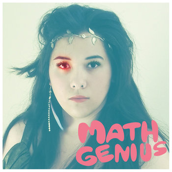 Math Genius EP cover art