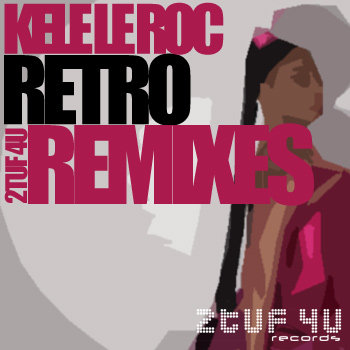 """RETRO"" (The 2TUF4U Special Remixes) cover art"