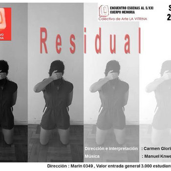 Residual (Contemporary Dance) cover art