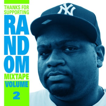 Thanks For Supporting Random! Vol.2 cover art