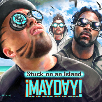 Stuck On An Island cover art