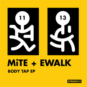 Body Tap EP cover art