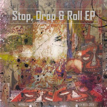 Stop, Drop & Roll EP cover art