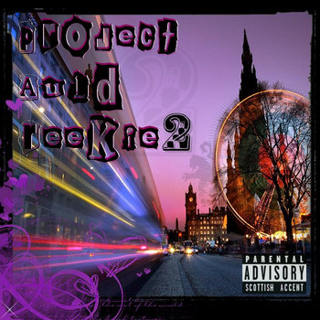 Project: Auld Reekie 2 cover art