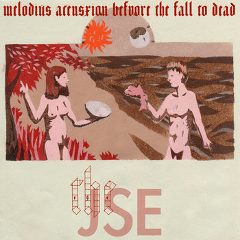 Melodius Acensxion Befvore the Fall to Dead cover art