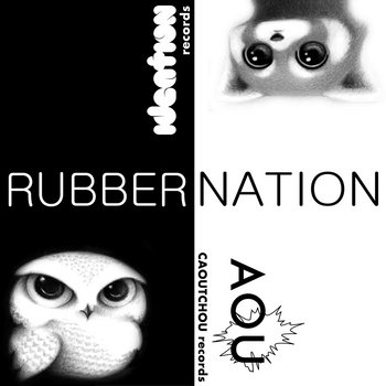 Rubbernation cover art