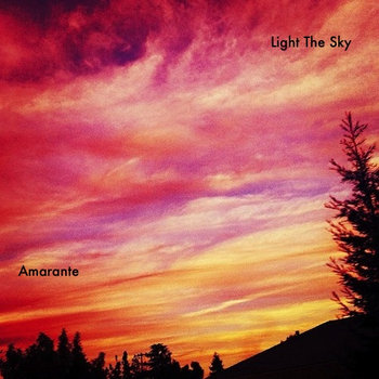 Light The Sky EP (2012) cover art