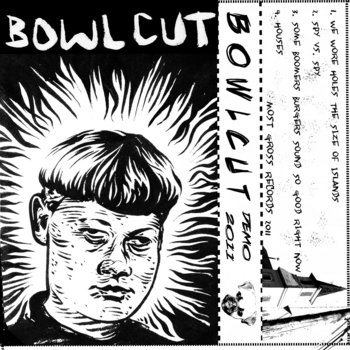 Bowlcut Demo 2011 cover art