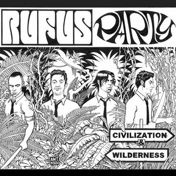 CIVILIZATION & WILDERNESS cover art