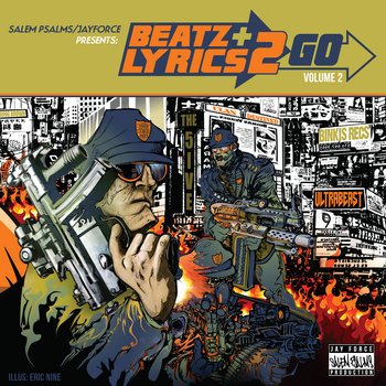 Beatz & Lyrics 2 Go: Vol. 2 (RADIO) cover art