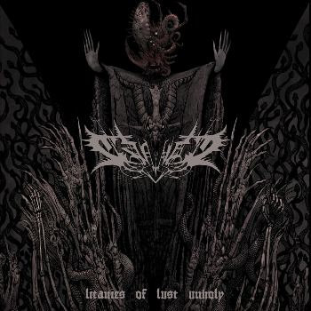 Litanies of Lust Unholy cover art