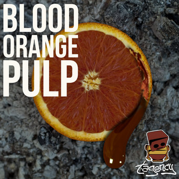 t. agency - Blood Orange Pulp cover art