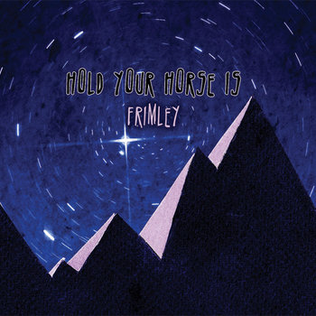 Frimley LP cover art