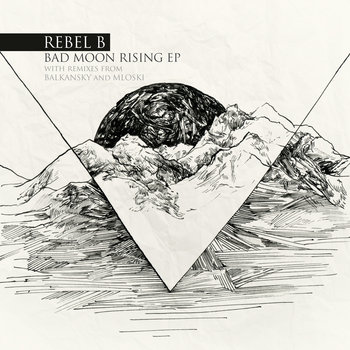 Bad Moon Rising EP cover art