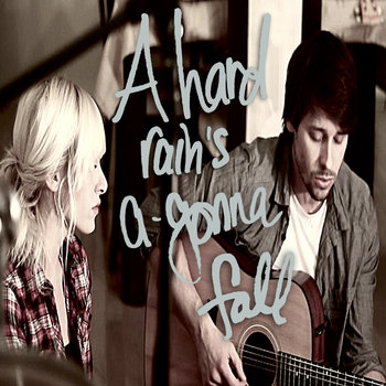 A Hard Rain's A Gonna Fall cover art