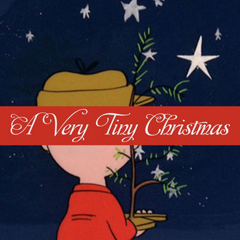 A Very Tiny Christmas cover art