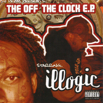 DJ Przm Presents The Off The Clock E.P. cover art
