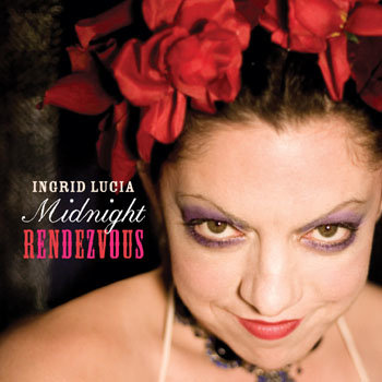 Ingrid Lucia - Midnight Rendezvous cover art