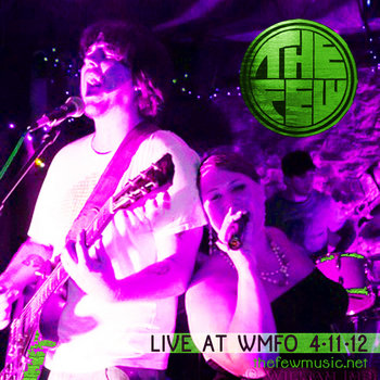 Live at WMFO 4/11/12 cover art