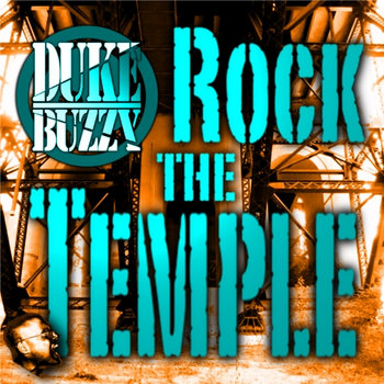 Rock the Temple - single pack cover art
