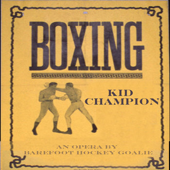 Kid Champion cover art