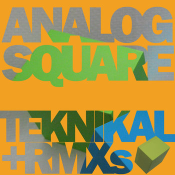 Teknikal + Remixes cover art
