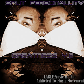Split Personallity cover art