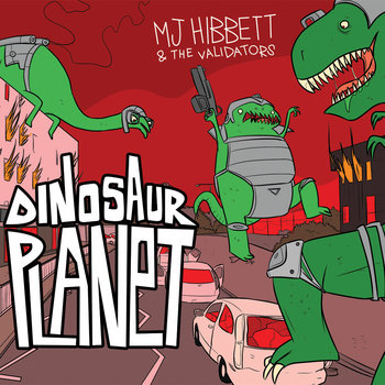 Dinosaur Planet cover art