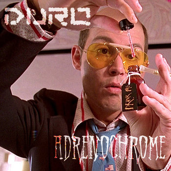 Adrenochrome cover art