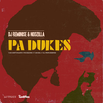 Pa Dukes cover art