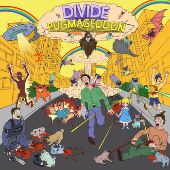 [HVZ015] Divide - Pugmageddon cover art