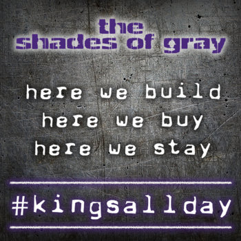 #KingsAllDay cover art