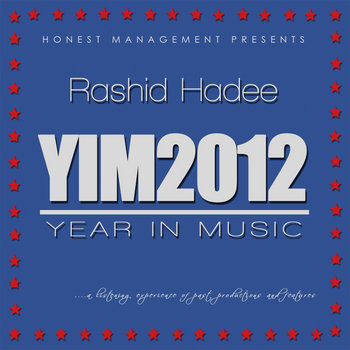 YIM2012 cover art