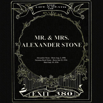 The Life & Death Of Mr. & Mrs. Alexander Stone cover art
