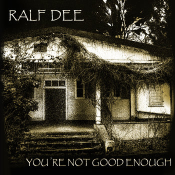 You're Not Good Enough cover art