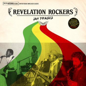 Jah Praises - (British Reggae Unreleased Classics) cover art