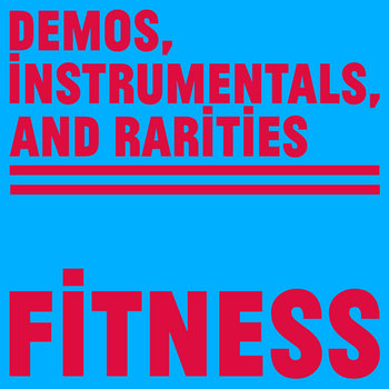 Demos, Instrumentals, and Rarities cover art