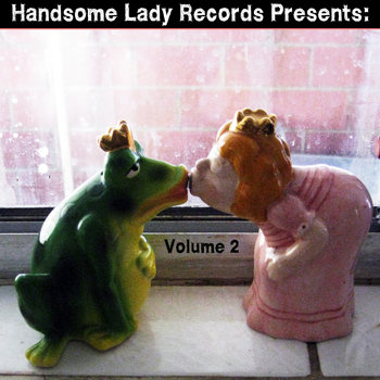Handsome Lady Records Club: Volume 2 cover art