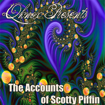 The Accounts of Scotty Piffin cover art